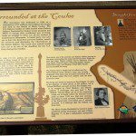 Renville County Historical Museum-Coulee sign